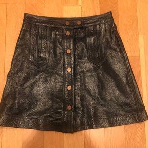Gigi Hadid x Tommy Hilfiger Mini Skirt - Size 2